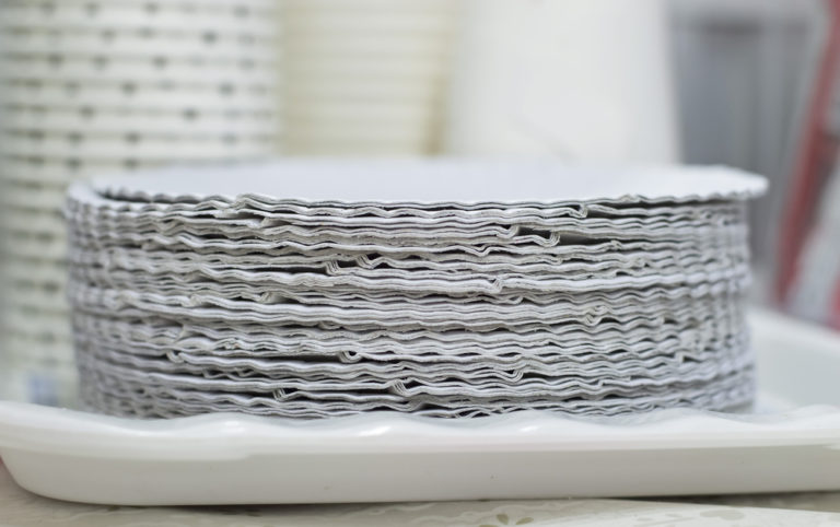 How I Found Healing in a Stack of Paper Plates www.herviewfromhome.com