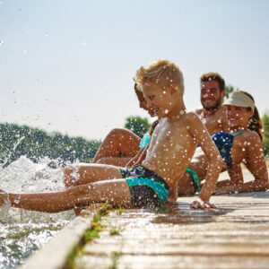 Summer Is the Sweet Spot of Life With Kids