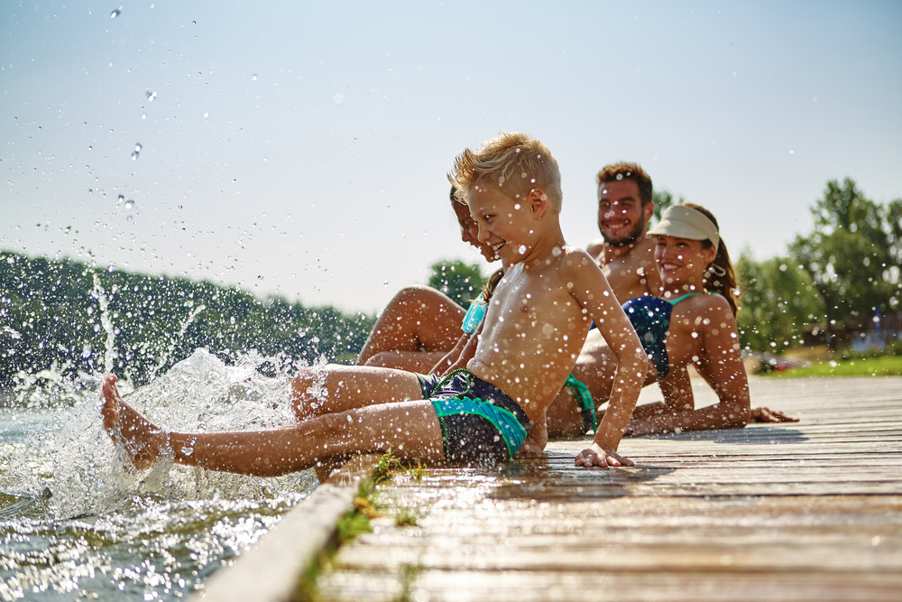 Summer Is the Sweet Spot of Life With Kids www.herviewfromhome.com