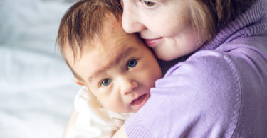 Becoming a Mother is an Endless Story of Grace and Love www.herviewfromhome.com