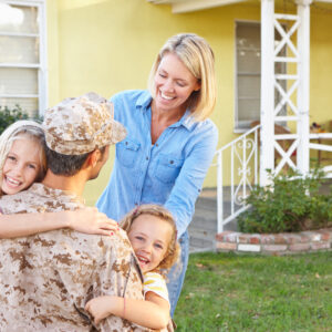 Dear Military Spouse, I See You