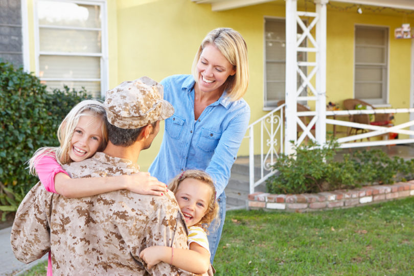 Dear Military Spouse, I See You www.herviewfromhome.com