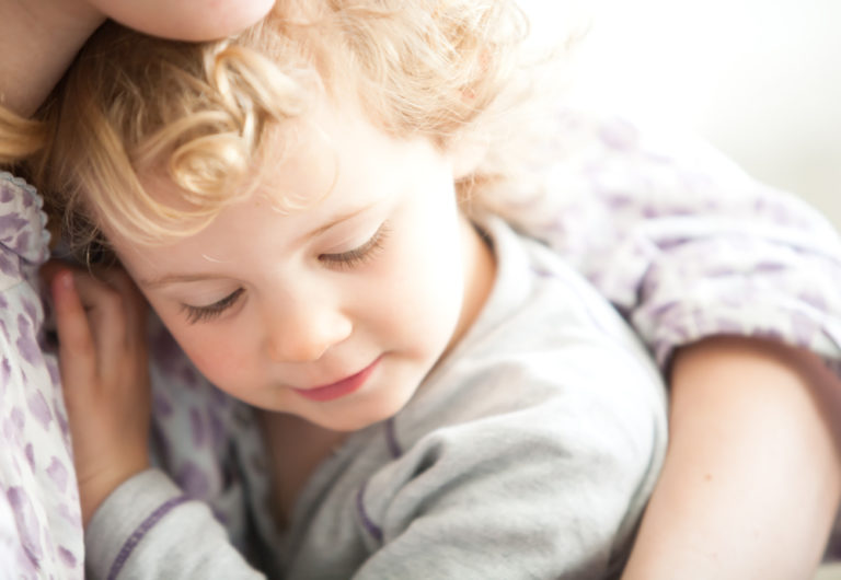 I'm Raising My Children in a Cradle of Love www.herviewfromhome.com