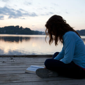 I Reluctantly Opened the Bible Looking For Comfort; God Opened My Heart Instead