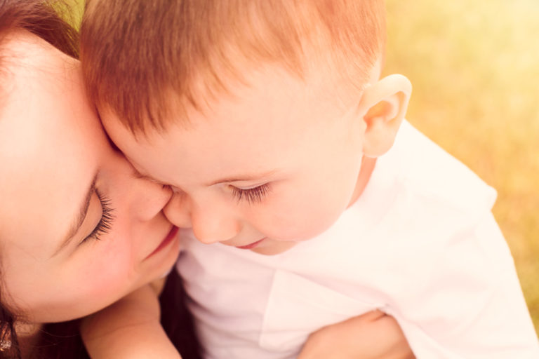 Today, I'm Soaking in the Littleness of You www.herviewfromhome.com