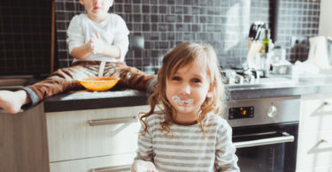 What if the Mess of Motherhood is Unparalleled Beauty in Disguise? www.herviewfromhome.com