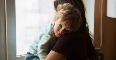 What It Feels Like to Parent With Anxiety www.herviewfromhome.com