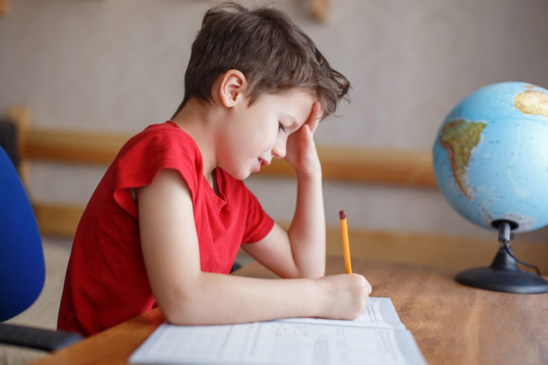 Do Elementary Kids Really Need Homework? Why This Former Teacher Says No. www.herviewfromhome.com