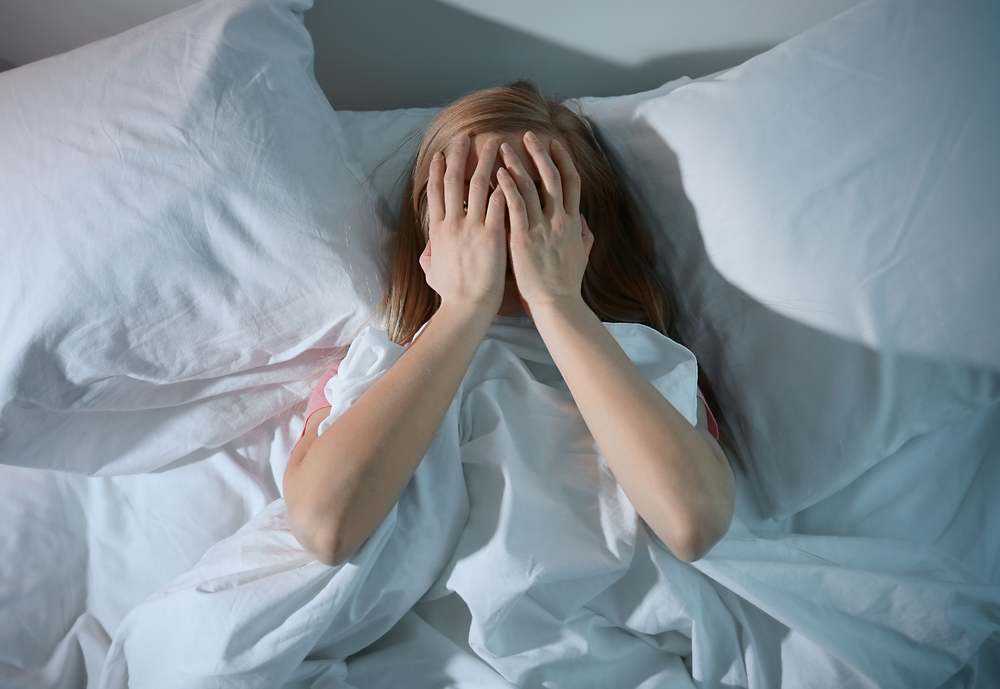 I'm a Mother Who Dreads Sleep, Because it's Then the Nightmares Haunt Me www.herviewfromhome.com
