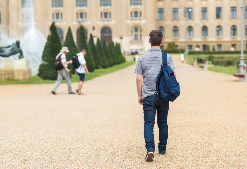 To My Son Leaving For College: Why Do You Have To Go? www.herviewfromhome.com