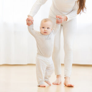 Want a Smarter Baby? Science Says Let Him Go Barefoot