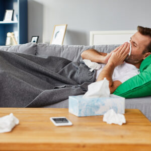 Welcome to the Dreaded Man Cold Season