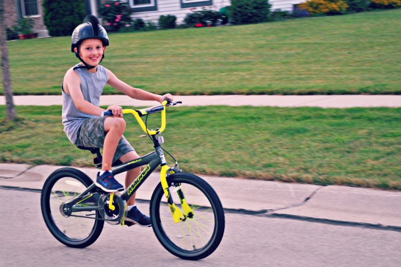 I Make My Kids Wear Helmets Every Single Time They Ride Their Bikes www.herviewfromhome.com