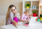 Dear Fellow Moms, What Are We Trying to Prove by Doing it All? www.herviewfromhome.com