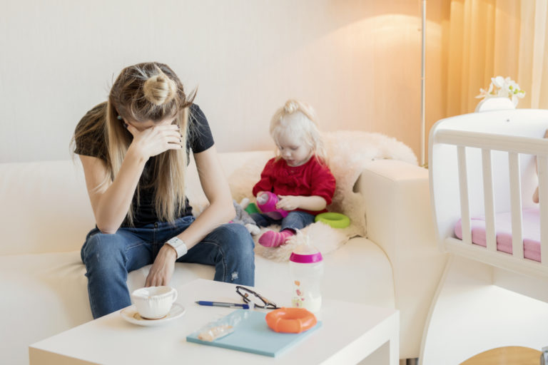 Becoming a Mom Made Me Terrible at Prayer www.herviewfromhome.com