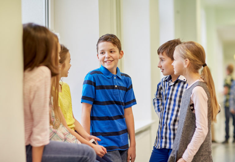 Dear Son, Be Kind To Everyone—and Other Must-Dos For Elementary School www.herviewfromhome.com