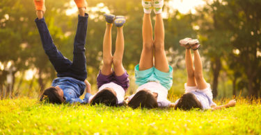 Free Range Parenting Requires Giant Leaps of Faith and is Often Unbearably Uncomfortable. Do It Anyway. www.herviewfromhome.com