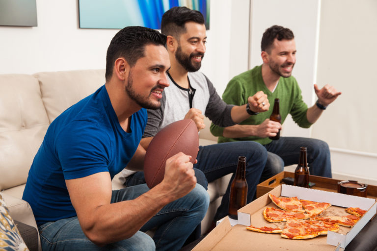 To the Wives Who Can't Stand Football Season www.herviewfromhome.com
