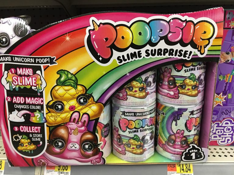 Mom Discovers Number Printed on Poopsie Slime Surprise Toy Connects to a Porn Hotline www.herviewfromhome.com