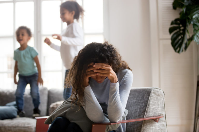 Dear Mama, I Know Why You're Exhausted www.herviewfromhome.com