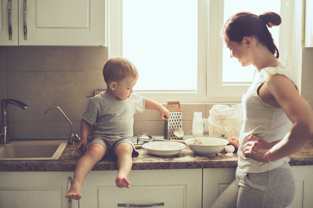 The Bad Habit We Need to Drop as Mothers www.herviewfromhome.com