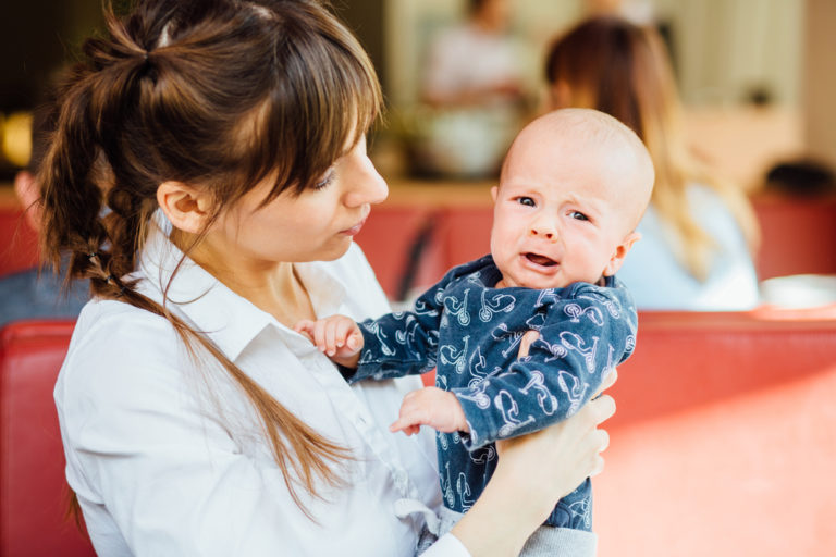 Dear New Mom, It Gets Easier www.herviewfromhome.com