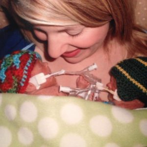 It Takes a Village to Raise a Preemie; Thank You For Being Part of Ours