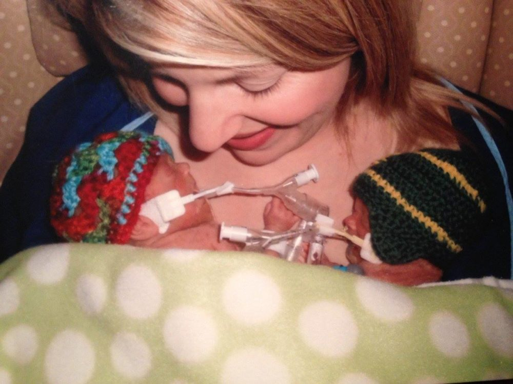It Takes a Village to Raise a Preemie; Thank You For Being Part of Ours www.herviewfromhome.com