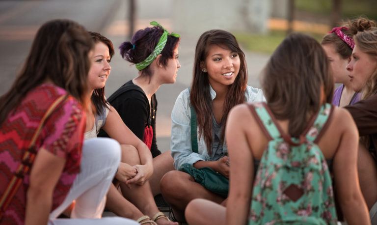 We Need to Change the Way We Talk About Our Teenage Girls www.herviewfromhome.com
