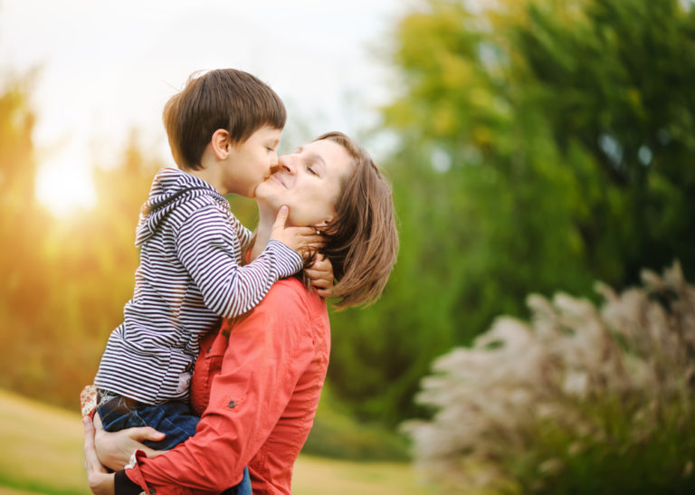 I Hope You Know How Much I Adore Being Your Mom www.herviewfromhome.com