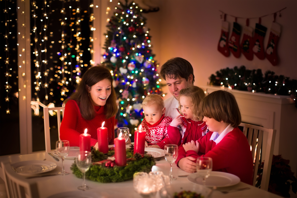 We Save Christmas Eve For Just Our Family www.herviewfromhome.com
