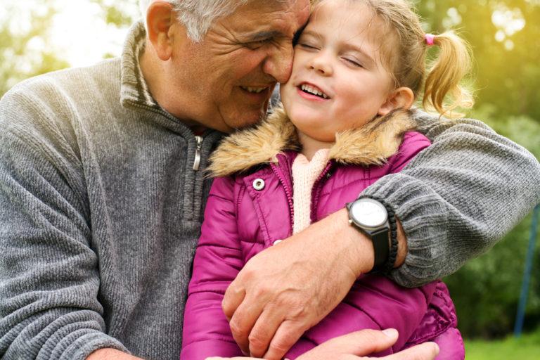 So God Made a Grandpa www.herviewfromhome.com