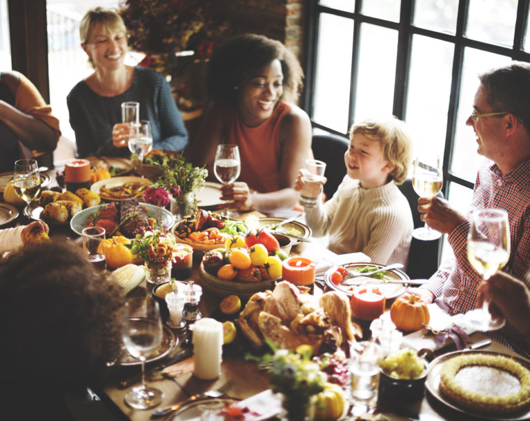 The Greatest Feast of All This Thanksgiving www.herviewfromhome.com