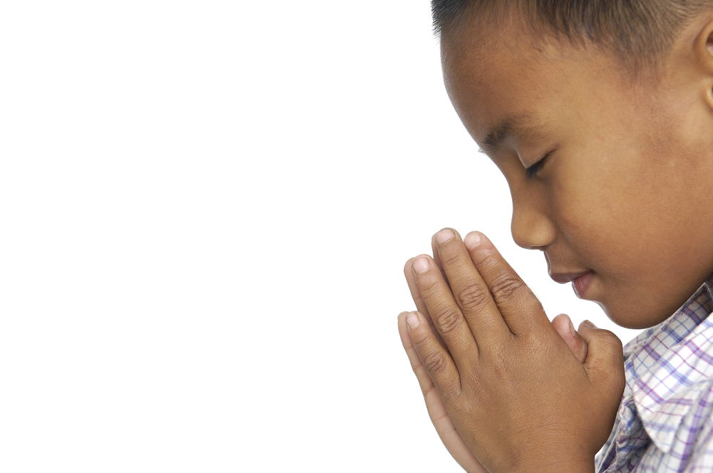 I Want My Kids To Know the Power of Prayer www.herviewfromhome.com