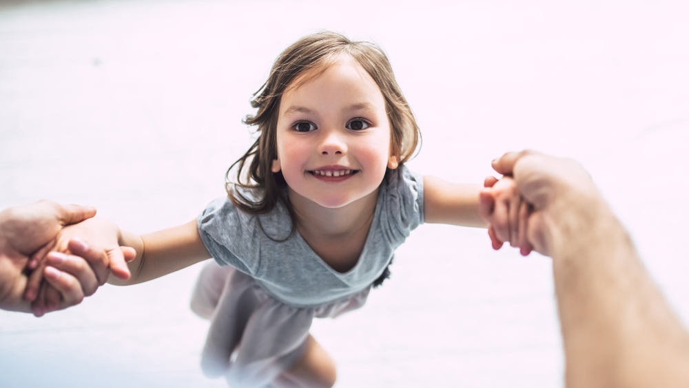 I Love Watching Her Dancing With Daddy, But I Dream of Her Dancing With Jesus www.herviewfromhome.com