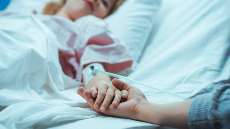 To the Mom Sitting Next to a Hospital Bed www.herviewfromhome.com