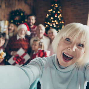 Dear Busy Family as You Scurry Around This Christmas: Don't Forget Grandma