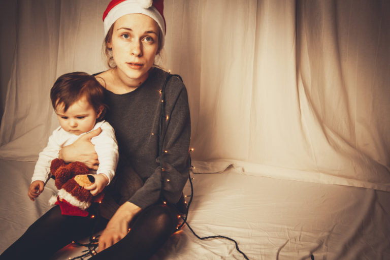 To the Mom With Holiday Anxiety www.herviewfromhome.com
