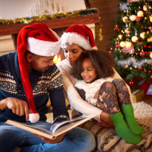 The Only Gift Your Kids Need This Year is Your Time