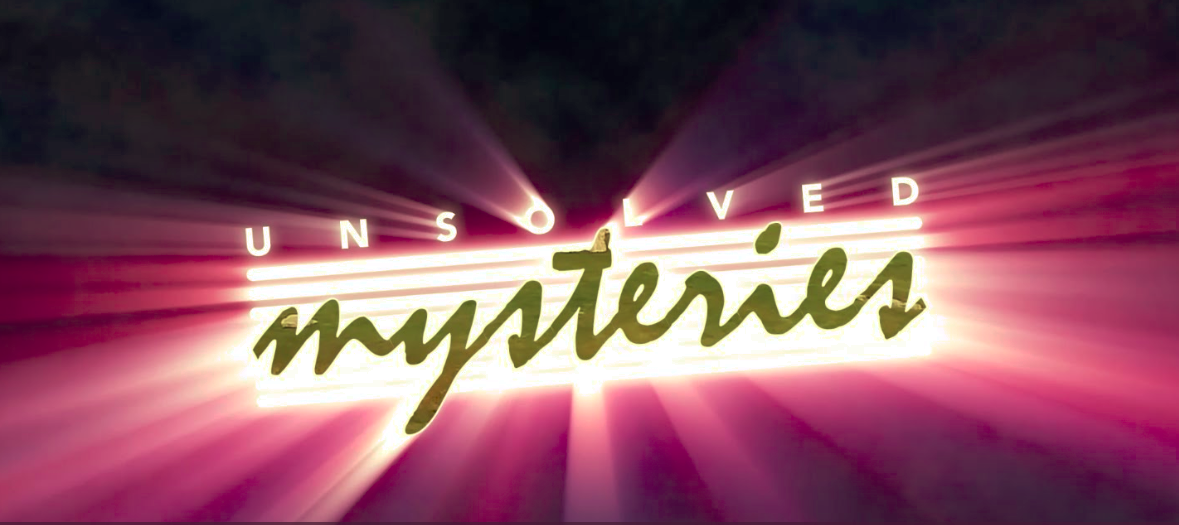 "Unsolved Mysteries is coming back, thanks to our BFF Netflix! It won't have Robert Stack's famous trench coat and emotionless face, but it will have some ""stranger things"" (hint-hint)."
