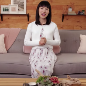 Marie Kondo Brings Her Decluttering Magic to Netflix (And the World Is Binge Watching)