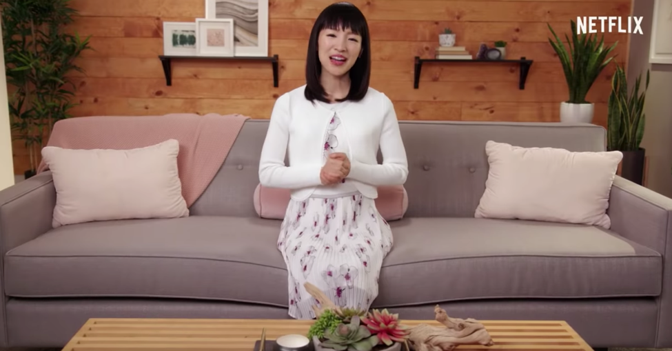 Marie Kondo Brings Her Decluttering Magic to Netflix (And the World Is Binge Watching) www.herviewfromhome.com