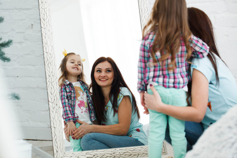 Why I Stopped Criticizing My Body in Front of My Daughter www.herviewfromhome.com