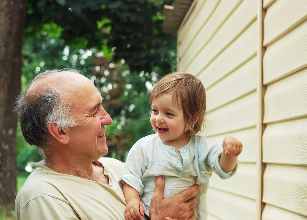 If Think You Love Your Husband Now, Just Wait Until He's a Grandpa www.herviewfromhome.com
