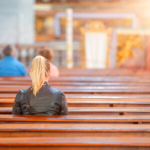 To the Person Who Walked Away From the Church