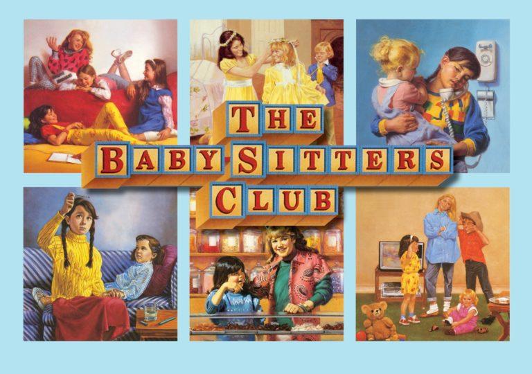 Netflix Baby-Sitters Club www.herviewfromhome.com