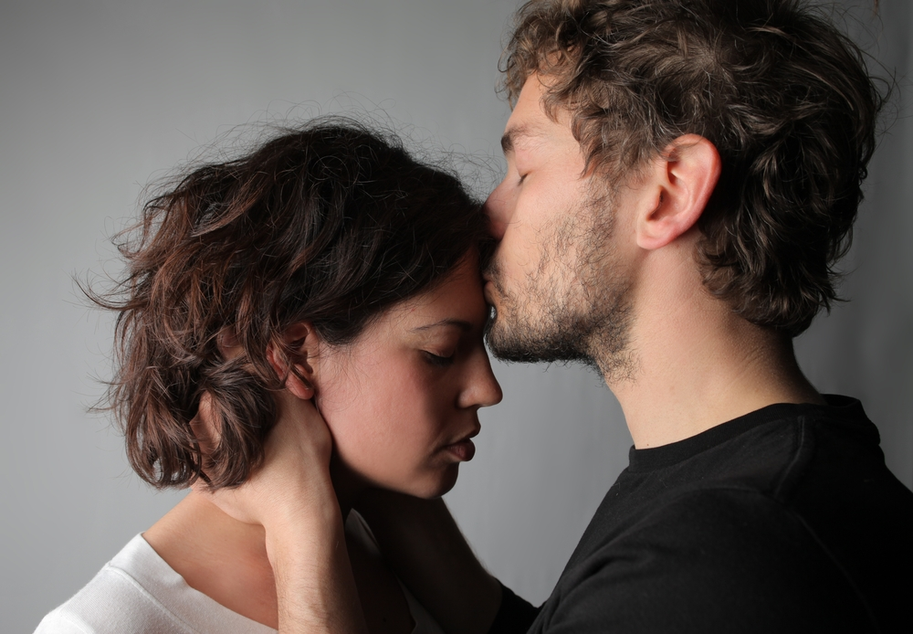 man consoles woman www.herviewfromhome.com