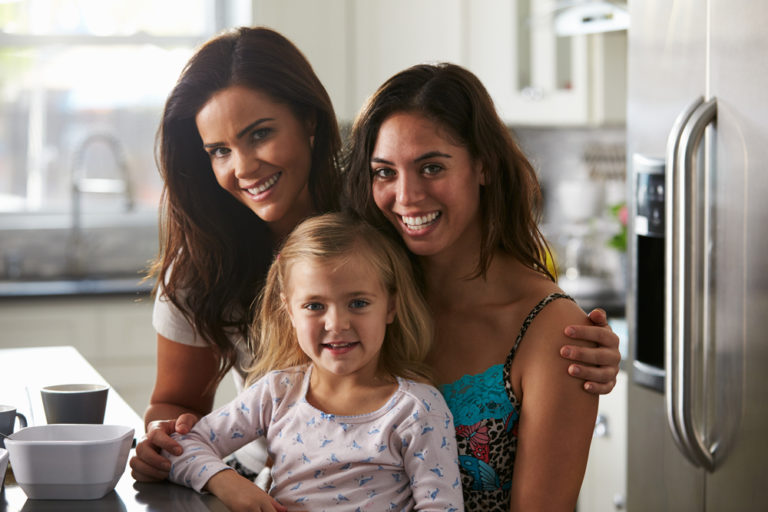 grown sisters and child www.herviewfromhome.com