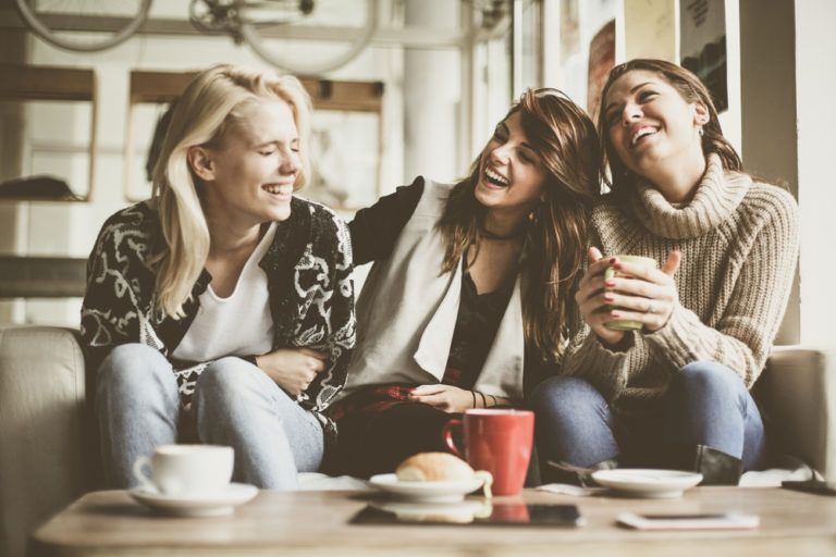 Take That Girls' Weekend—Even Science Says to Go www.herviewfromhome.com