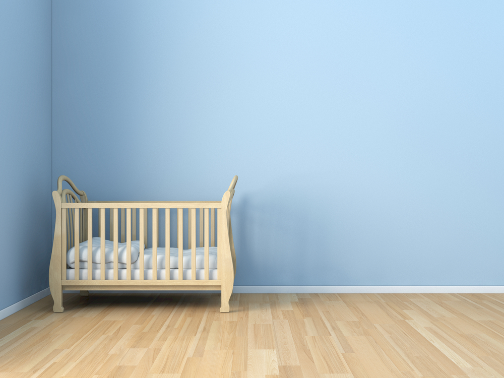 empty crib www.herviewfromhome.com
